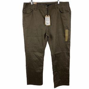 Prana Men's Bridger Jeans Slim Fit 40x32 Brown NEW